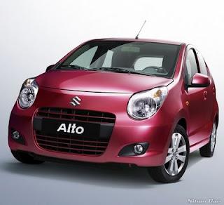 New Alto K10