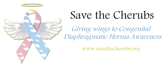 Save The Cherubs - CDH Awareness Campaign