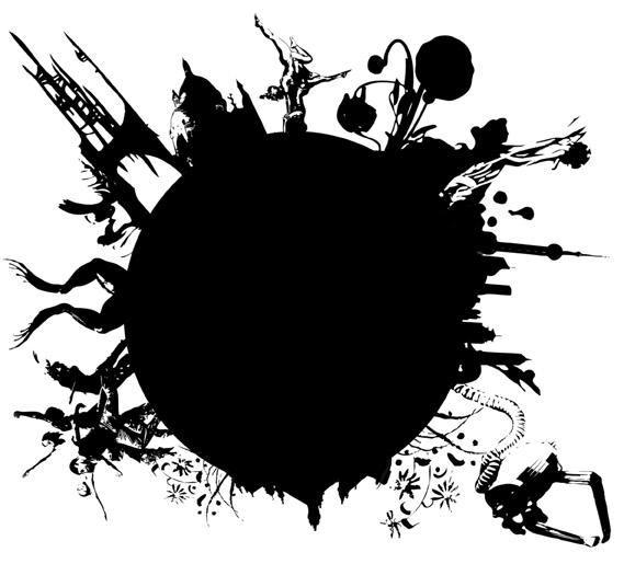 creative void illustration