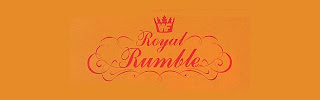 royal rumble 88 logo
