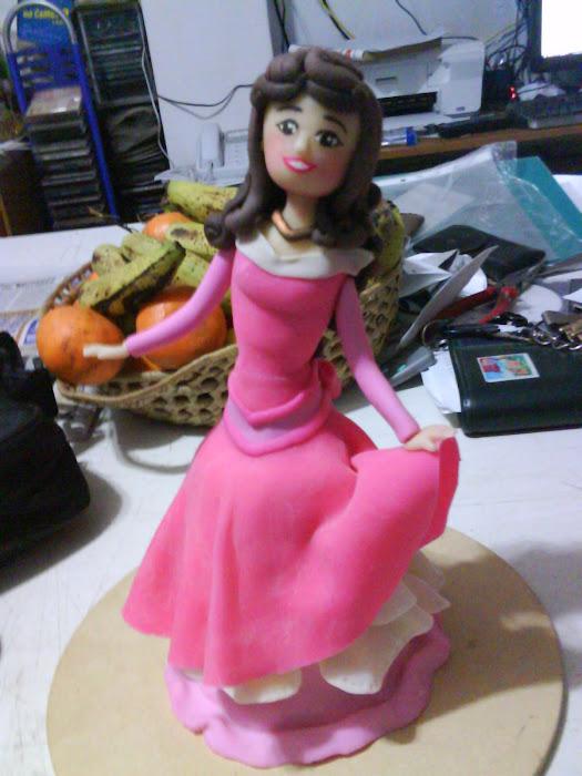 Princesa de porcelana