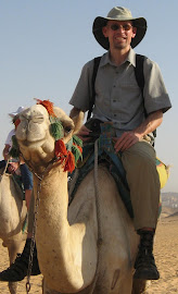 Camel Ride in Egypt