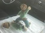 Dustin's BIrthday Cake