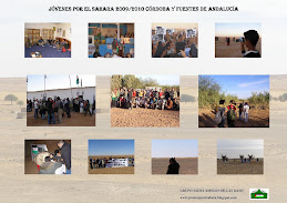 JÓVENES POR EL SAHARA 2009-2010