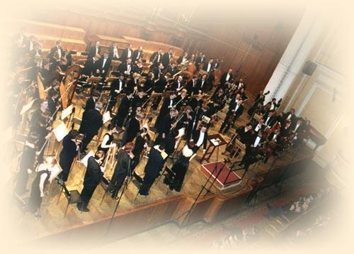 Сказки с оркестром