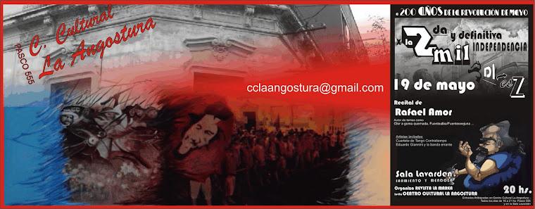 Centro Cultural La Angostura