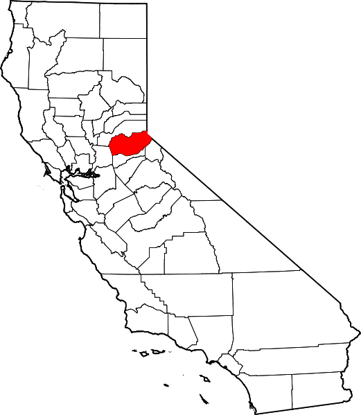 Map Of California. SMALL MAP OF CALIFORNIA