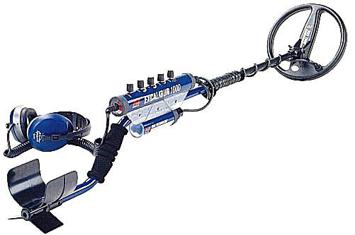 Bounty Hunter Teknetics Gamma Metal Detector - Compare Prices and