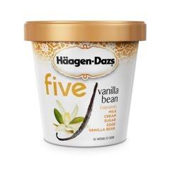 Me gusta el helado de vainilla