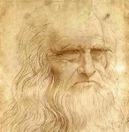 Leonardo da Vinci, Personaje del Renacimiento