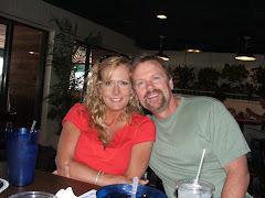 Dr. Dailey & wife Debbie