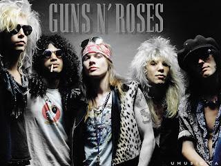 Guns N' Roses Konser di Jakarta 15 Desember | Choliknf1998.blogspot.com