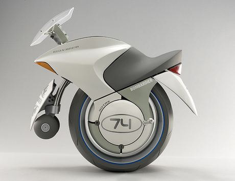 Concepts Motorcycle Part 1