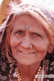 Rromani Woman