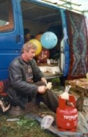 GYPSY CRAFTSMAN, ENGLAND