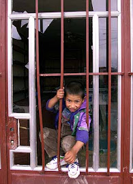 ROMA BOY IN KOSOVO