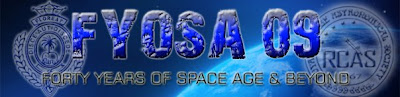 40years of Space Age & Beyond ,FYOSA, Royal College Astronomical Society