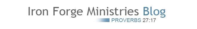 Iron Forge Ministries Blog