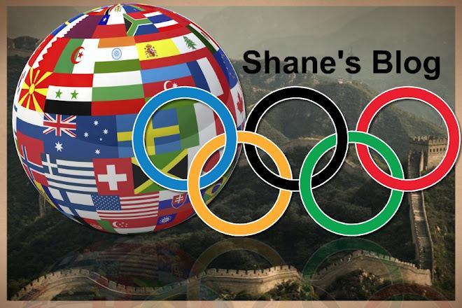 Shane's Blog