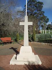 Cherry Gardens War Memorial