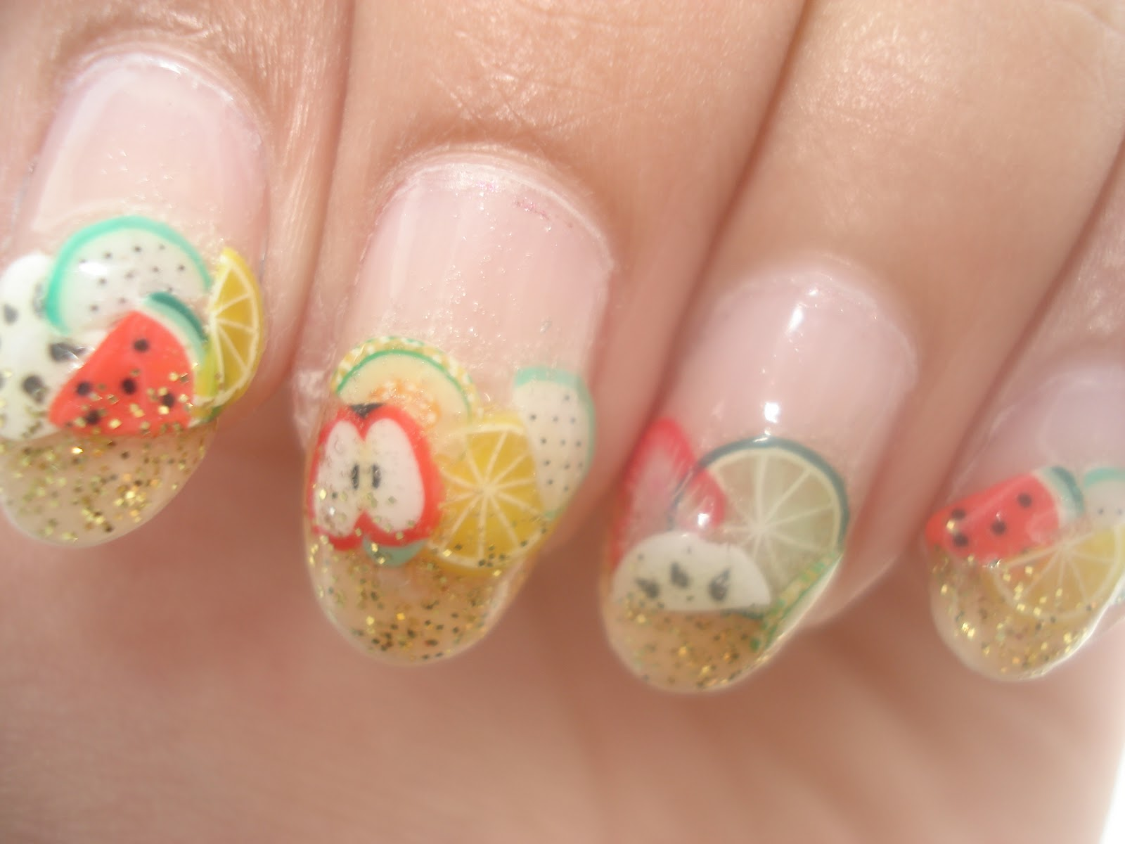 My fave nail designs I took pics of before making this blog =) | All ...