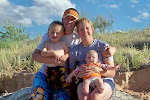 Lake Powell Family Photo, Sept. 1, 2008