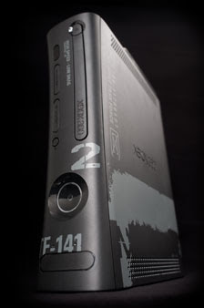 Modern Warfare 2 : the Limited Edition Console for Call of Duty. 9.17.2009