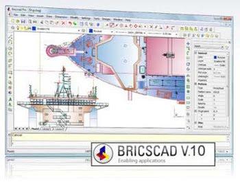 BricsCad Pro v10.3.13
