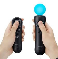 game contoler PlayStation Move is Around 50 Euros for sale
