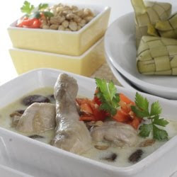 food recipe chicken kurma opor