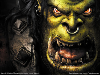 wallpaper warcraft 3 reign of chaos