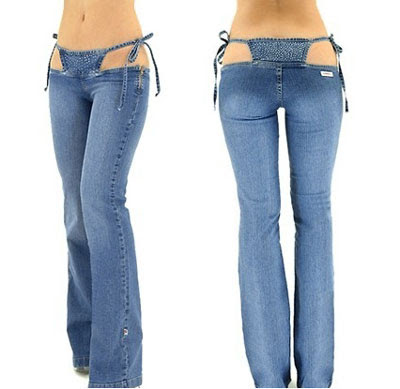 Sexy Pants Jeans From Japan design