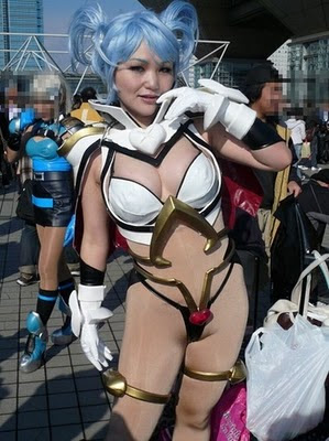 cosplay girls costum art JAPAN game anime