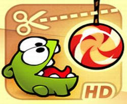In 10 Days 'Cut The Rope'IPhone games was Sold 1 Million copy