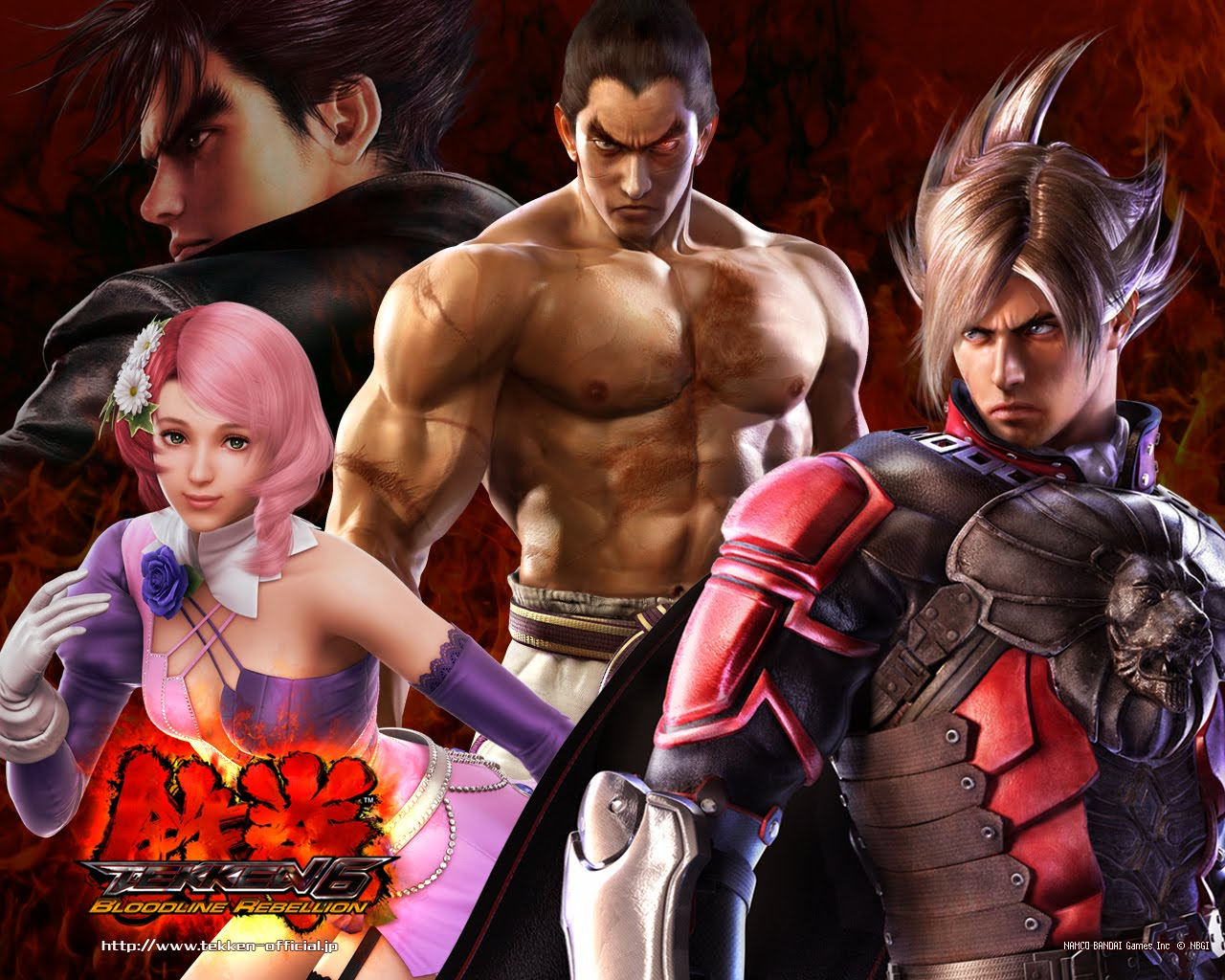 Tekken Tag 2 Wallpaper