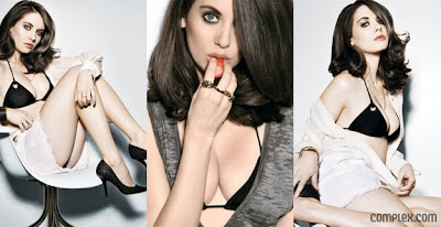 beautifull Alison Brie