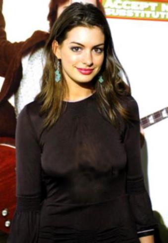 anne hathaway hair 2011
