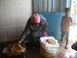 Le pain Tabouna, fait maison