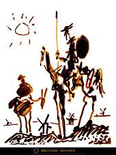 Ladran Sancho, señal que cabalgamos