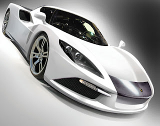 Acura Supercar on Superluxarycars  Arash Reveals Final Form Of Af10 Supercar