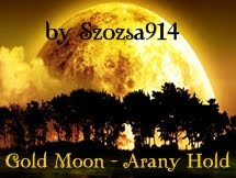 Gold Moon - Arany Hold