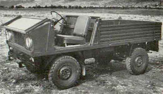 Triumph Pony / Autocars Dragoon