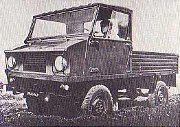 Autocars Dragoon