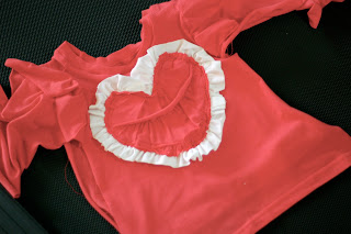 heart flutter tee : tutorial