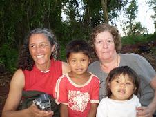 Integrantes de la 4° Expedicion-Octubre de 2009