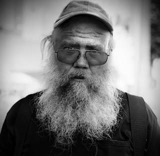 American Biker Project - Sturgis, SD - Black and White Portraits