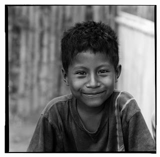 Portraits of Ecuador - Brandon Allen Photography