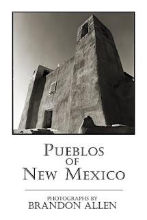 Brandon Allen - Black and White images - Pueblos of New Mexico