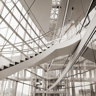 Salt Lake City Library - Brandon Allen Photography - Hasselblad 500cm