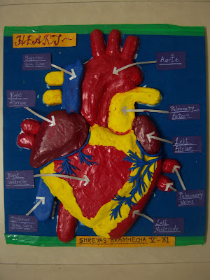 On My Board Right Now Heart Clay Model